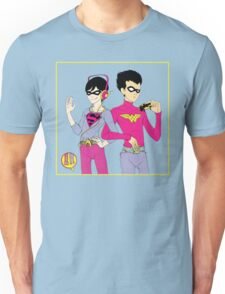 Robins (for blue) Unisex T-Shirt
