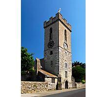 St James' Church, Yarmouth Photographic Print