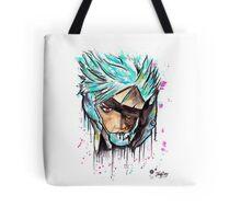 Metal Gear Solid Rising - RAIDEN - Grafitti art - T shirts + More Tote Bag