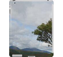 Windswept Rowan Tree iPad Case/Skin
