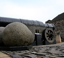 Mons Meg by Nigel Donald