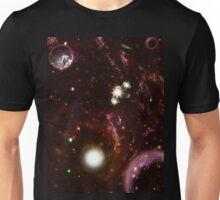 Deep space galaxy Unisex T-Shirt