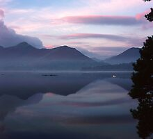Catbells in the morning by Tim Haynes