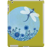 Have you ever seen a dragon fly? iPad Case/Skin