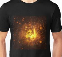 Exploding of Star in Space 2 Unisex T-Shirt