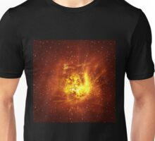 Exploding of Star in Space 3 Unisex T-Shirt