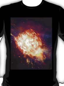 Exploding of Star in Space 4 T-Shirt