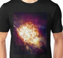 Exploding of Star in Space 4 Unisex T-Shirt