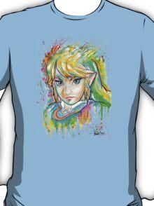 Epic Link Watercolor Tshirts + More ' Legend of Zelda ' T-Shirt