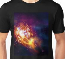 Exploding of Star in Space 5 Unisex T-Shirt