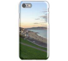 Lyme Regis 2014-12-30-Dorset UK iPhone Case/Skin