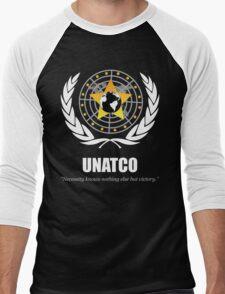 UNATCO Men's Baseball ¾ T-Shirt
