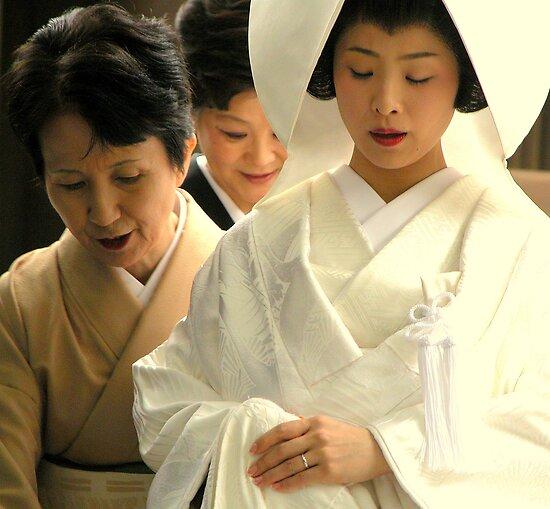The Bride by rosedew