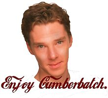 Enjoy Cumberbatch by kmillana2000