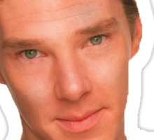 Enjoy Cumberbatch Sticker