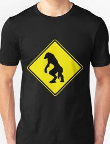 Werewolf Crossing T-Shirt