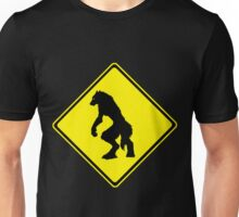 Werewolf Crossing Unisex T-Shirt