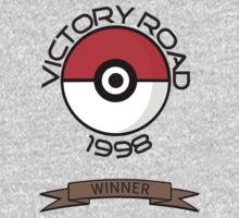 Victory Road Winner by FlyNebula