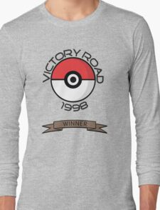 Victory Road Winner Long Sleeve T-Shirt