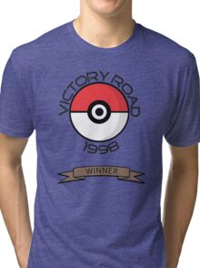 Victory Road Winner Tri-blend T-Shirt