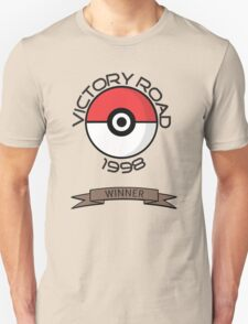 Victory Road Winner T-Shirt