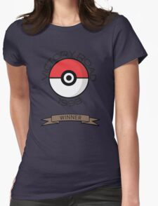 Victory Road Winner Womens Fitted T-Shirt