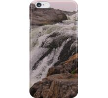 Great Falls, the Potomac River, National Park iPhone Case/Skin