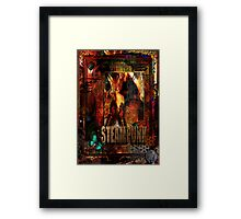 Steampunk No 2 Framed Print