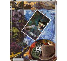 Steampunk No 3 iPad Case/Skin