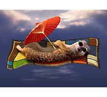 Magic Carpet Ride Photographic Print