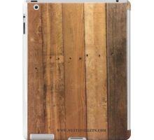 Pallet Wood - State Pallets iPad Case/Skin