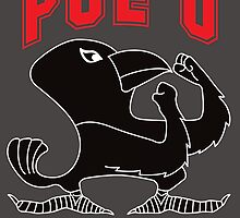Poe University Fightin' Ravens by joefixit2