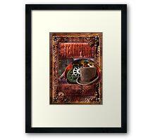 Steampunk No 4 Framed Print
