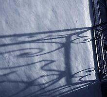 a balcony of blue eyes by ragman