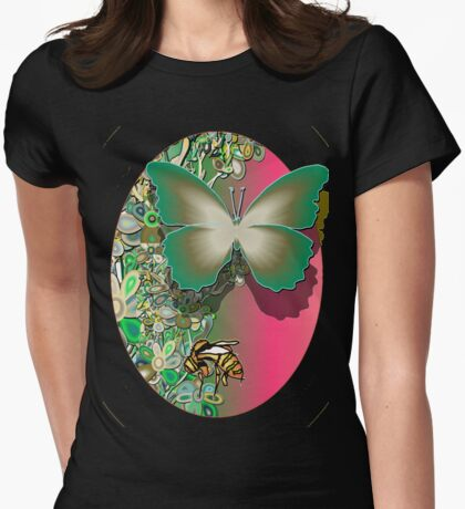 Spring THSIRT II Womens Fitted T-Shirt