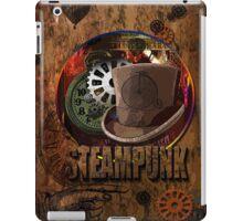 Steampunk No 5 iPad Case/Skin