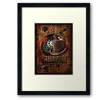 Steampunk No 5 Framed Print