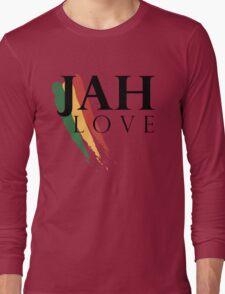 Jah Love ( BLACK ) Long Sleeve T-Shirt