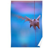 When pigs fly Poster