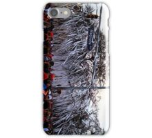 College and Magnolia - State Pallets iPhone Case/Skin