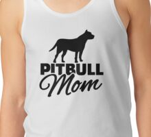 Pitbull Mom Tank Top