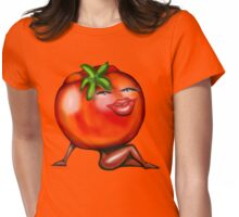Hot Tomato Womens Fitted T-Shirt