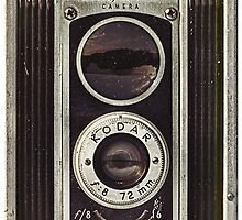 Vintage Camera I by HenryWine