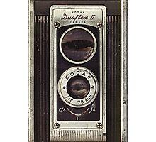 Vintage Camera I Photographic Print