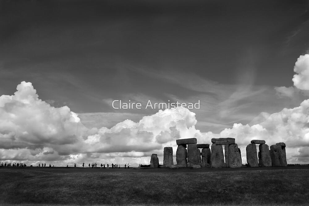 Stone Henge by Claire Armistead