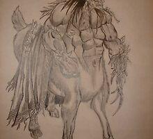 Half Man, Half Beast by Ammaarah