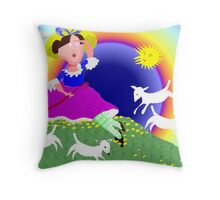 Bo-Peep Throw Pillow