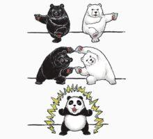 DBZ Panda Fusion by theguyontheleft