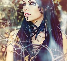 Forest Witch~ Lillian Liu Photography by ShannynVisceral