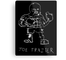 Joe Frazier  Metal Print